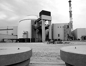 От того, сможет ли Россия вовремя достроить АЭС в Бушере, зависит престиж ее ядерной энергетики
