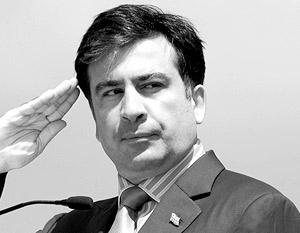 Грузинский президент теперь  решил служить иранскому лидеру