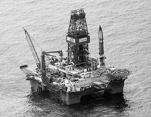 Авария на платформе BP может обанкротить компанию