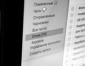 Количество спама в Рунете выросло наполовину