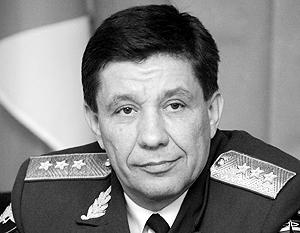 Владимир Поповкин займется в Министерстве обороны вопросами вооружений и военной техники