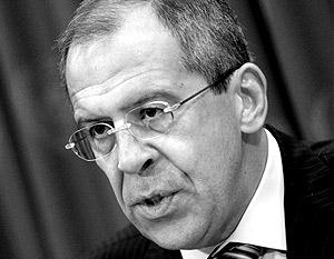 Сергей Лавров требует от США разъяснений по «шпионскому» скандалу