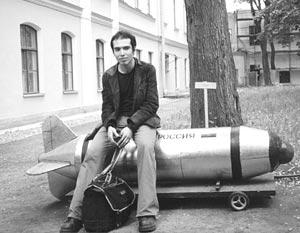 Поэт Кирилл Медведев