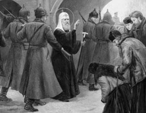 Московский патриархат уподобил действия Константинополя гонениям большевиков на патриарха Тихона в 20-е