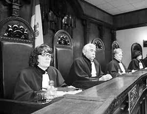 Конституционный суд Молдавии счел, что врио президента не имел права объявлять День советской оккупации