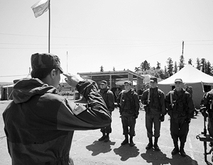 Новые киргизские власти считают, что республике не хватает еще одной российской военной базы