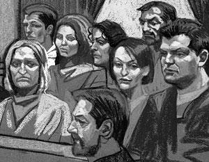 У девяти из 10 «шпионов» оказались русские имена и фамилии