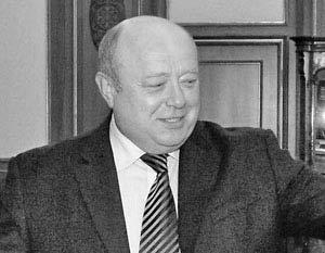 Председатель правительства РФ Михаил Фрадков