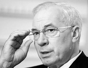 Николай Азаров уверен, методы работы прежней украинской власти можно охарактеризовать только одним словом: популизм