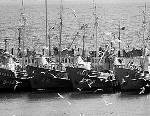 В прошлом году потребление рыбы выросло на 30%