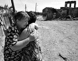 Два года назад российские миротворцы защитили мирных жителей Южной Осетии от агрессии