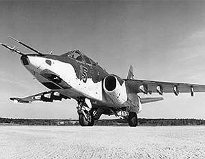 Су-25 считается одним из самых надежных самолетов