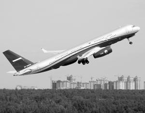 Судя по всему, новый российский самолет наблюдения Ту-214 ОН стал поводом для зависти Вашингтона