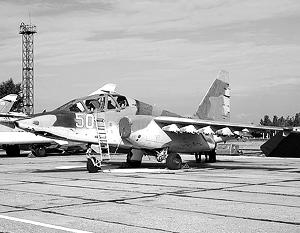 Су-25 входит в число самых надежных самолетов