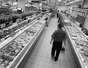 Локомотивом инфляции в России станет рост цен на продукты питания