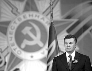 При Викторе Януковиче на Украине сошла на нет «оранжевая» традиция почитания гитлеровских пособников как героев