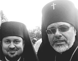 Экзархи Константинопольского патриарха Даниил Памфилонский и епископ Иларион включились в политическую игру против России