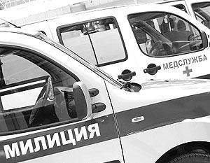 Медики пытались спасти жизнь одной пострадавшей, но она скончалась от полученных ран