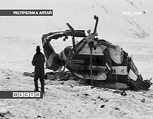 Расследование крушения Ми-171 на Алтае, произошедшего из-за незаконной охоты, завершено