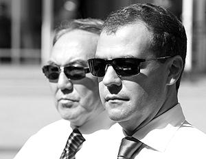 Президенты России и Казахстана вспомнили об идеях поворота рек