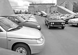 Доля «АвтоВАЗа» по количеству продаваемых в России машин постепенно уменьшается