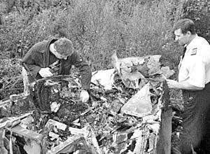 В Хабаровске продолжается поиск черных ящиков разбившегося накануне самолета-амфибии Бе-103