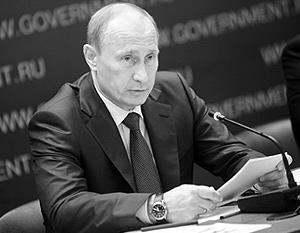 Владимир Путин выразил надежду на укрепление позитивных тенденций в экономике