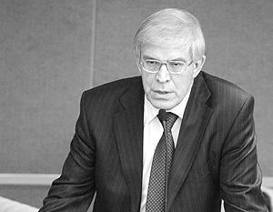 Депутаты заслушали отчет Игнатьева об антикризисных мерах