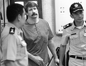 Виктор Бут находится в тюрьме с 2008 года