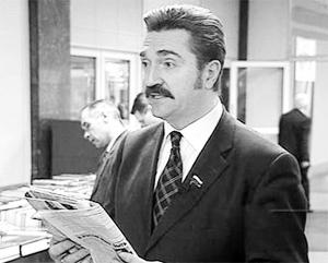 Валерий Коммисаров,  депутат ГосДумы (фото НТВ).