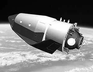 Корабль «Клипер» тоже проектировался на смену «Союзам», но по конкурсу не прошел