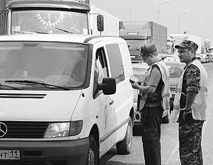 За российско-белорусской границей российским автолюбителям придется чаще пользоваться своим кошельком, если они путешествуют не только по странам ТС