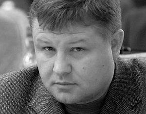 Бывший вице-премьер правительства Алтая Анатолий Банных
