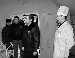 Дмитрий Медведев, посетив полигон «Гороховецкий», напомнил о том, что надо повышать оклады военным