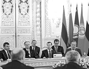 На саммите ОДКБ в Кремле стороны согласовали большинство документов, которые были подготовлены к встрече