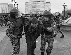 В прокуратуре полагают, что зачинщики беспорядков на Манежной площади должны быть наказаны сурово