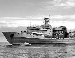 Ремонт спасательного судна «Алагез» так и не был выполнен