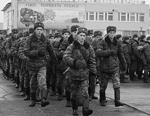 В РВСН сокращено 10 тыс. должностей военнослужащих