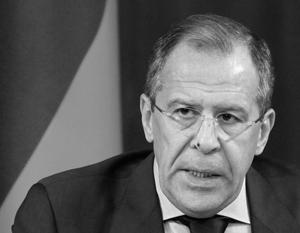 Сергей Лавров доказал, что американские сенаторы плохо разбираются в юридических тонкостях