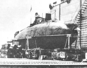«Сом» может стать первой российской субмариной, которая после подъема со дна станет музеем, а не пойдет на слом