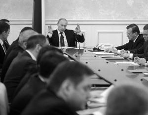 Путин ждет от Минэнерго доклада по проблемам с энергоснабжением в регионах