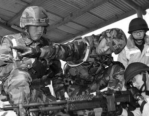 Южнокорейские военные хотят бороться с северными соседями с помощью российского оружия