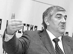 Начальник столичного метрополитена Дмитрий Гаев