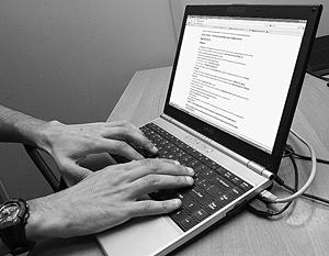 Простой черно-белый сайт в самые тяжелые часы работал без сбоев