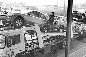 С 1 сентября должен быть введен постоянный порядок ввоза автомобилей