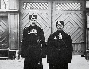 В России снова появятся господа полицейские