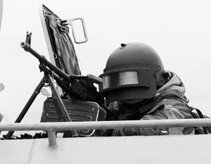 Контртеррористические операции на Северном Кавказе перешли в активную фазу
