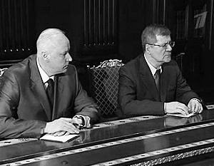 Противостояние Бастрыкина и Чайки перешло в публичное