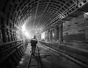 По плану Собянина, к 2015 году в Москве построят 70 км линий метро