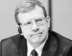 Кудрин позволил себе высказать оптимизм по поводу дефицита бюджета